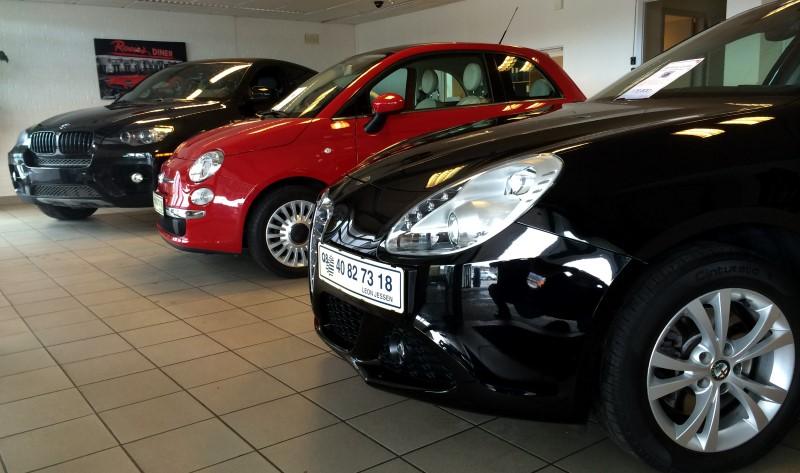 Biler til salg