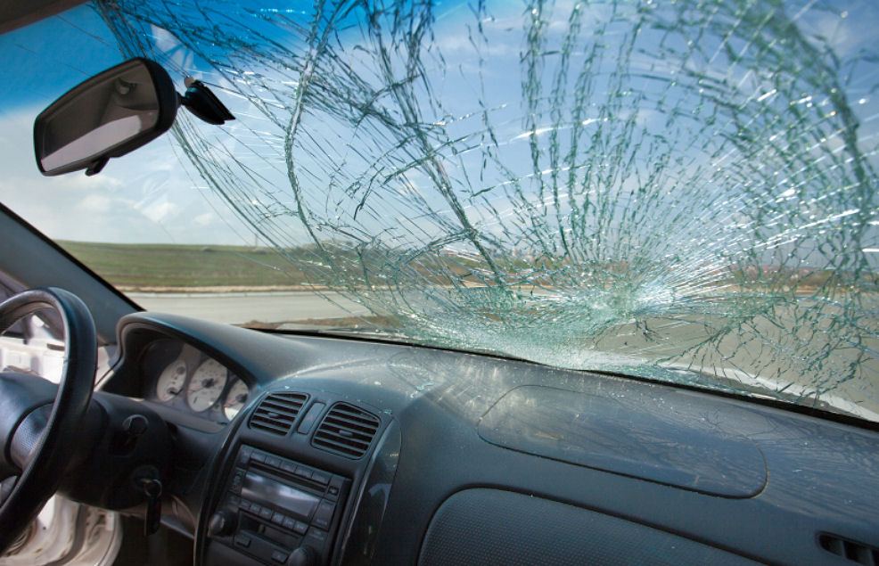Udskiftning af bilglas